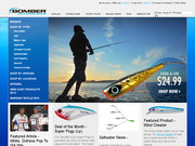 Bomber Saltwater Grade Fishing Lures - Built to Dominate