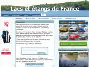 Lacs et Etangs de France
