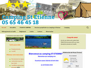 Camping St Etienne